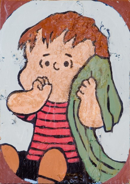 Linus by Glen Allen