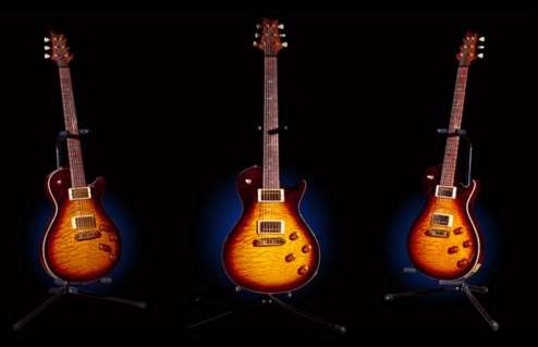 Single Cut Guitar by Paul Reed Smith Sculpture