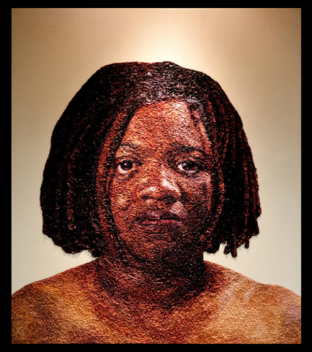 Portrait of Beverly McIver by Christopher Santa Maria