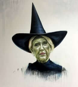 Jan Brewer Witch